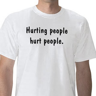 Being Mindful That Hurting People Hurt People