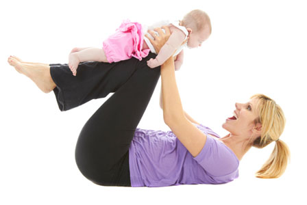 Best Postnatal Exercise Right After Birth