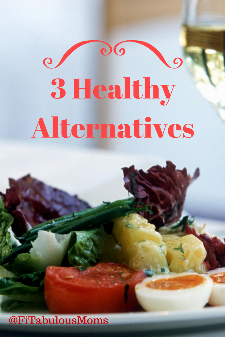 3 Healthy Alternatives For Busy Moms