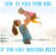 How To Hold Kids If You Have Diastasis Recti
