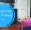 Diastasis Safe Slider Workout #1