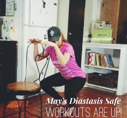 May's FiTabulous Mom's Club Workouts Are Up